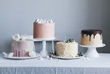 . beautiful cakes & desserts . / by Sandra | Migalha Doce