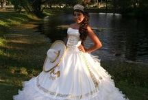 The Perfect Quinceanera or Sweet Sixteen / This is an awesome board with some really great ideas for planning the perfect quinceanera or sweet sixteen.  You will find ideas on themes, colors, centerpieces, favors, dresses and much, much more! / by Cynthia Peña