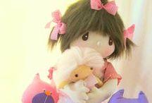 dolls / by whannakan kuankam
