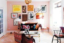 Happy Living Room / Cosy Living Room