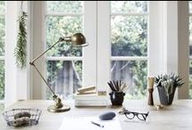 Home Offices / Home office | Desk  / by Bow & Blush