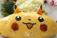 Kawaii 3D Character Food