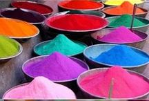 Inspiration - All colours / Rainbows and more