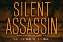 """Book Launch Party - """"Silent Assassin"""" by Leo J. Maloney / Silent Assassin is my second book in the Dan Morgan Series. The Party was held at Stoneham Public Library in Stoneham, MA. As you can see in pictures, the event was a grand success."""