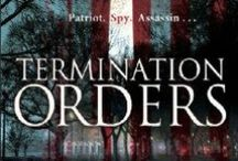 """Book Launch Party - """"Termination Orders"""" by Leo J. Maloney / Termination Orders is my first book in Dan Morgan series. The book launch party was held at Boston Public Library on September 6, 2012."""