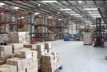 Our Awesome Warehouse! / Check out our shiny new 26,000 square foot warehouse. It's a big old shed :o))