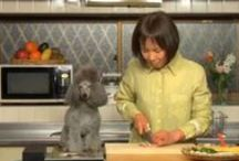 Cooking with Dog  / Cooking with Dog is a YouTube cooking show featured by a canine host Francis and a mysterious Japanese Chef whose real name is not disclosed./Japanese food /http://www.youtube.jp/user/cookingwithdog