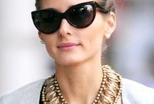 My Fashion Icons / Miroslava Duma // Olivia Palermo / by Bow & Blush