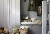 Mudroom / by Bow & Blush