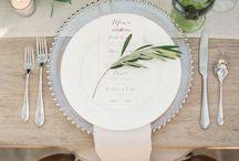 Table setting / Table setting inspiration