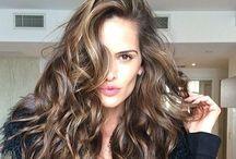 Makeup./Hair