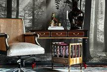 Study Furniture / Study Interiors and Furniture