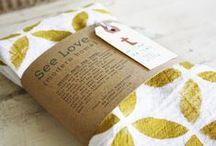 Linen packaging