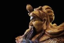 Feng Shui Wood Sculptures / Feng Shui Wood Sculptures