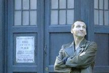 Doctor Who / Oi, watch it spaceman.