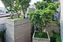 Biofilic Design / Nature in interior and exterior design
