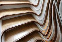 Stairs / beautiful modern stairs
