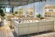 Retail / Retail interior design