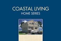 Coastal Living Collection of Home Plans / This collection of homes was designed specifically to meet the needs and requirements of coastal areas.    Knowing your new home has been built with superior systems built technology will allow you to get back to the peace and serenity which drew you to the shore in the first place.    These cozy cottages and two stories have sun filled interiors with open entertainment space, designed to fit a smaller coastal lot.  These homes will bring you back to the pleasures of coastal living.