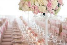 Hochzeitstrend - Tischdeko