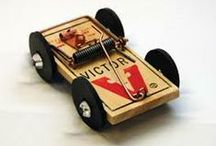 Victor®  Mouse Trap Race Cars / Victor® mouse traps are the #1 selling mouse trap in the world and the only choice in mouse traps when it comes to building record setting mousetrap powered cars and vehicles!
