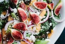 Salads Worth Stopping For / by Miranda Sterner