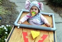 Mousetrap Halloween Costumes / Mouse trap inspired costumes - so creative!  (and cute too!)