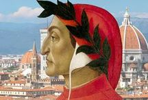 "Dante Alighieri / Dante Allighieri is the author of ""La Divina Comedia"" and is considered the father of the Italian language. Dante awakens Bella and starts her dreaming again. Sognare ad occhi aperti!"