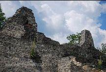 Tátika vára / Fényképek Tátika várának romjairól, és a környéken tett barangolásról.