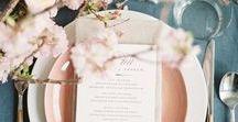 DIY: Tischdeko / Die schönsten Ideen für deine DIY Tischdeko: Tischdeko selbermachen für Geburtstage, Hochzeiten, Taufen und Co!