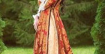 Renaissance Gowns, costumes and medieval attire