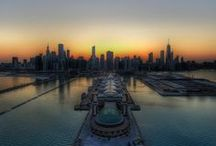 Chicago / Right by where I call home (: My most favorite location on earth! Such a beautiful city. / by Valerie Browne