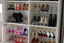 Shoes and Bags Storage