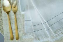 GAIA {table linens}