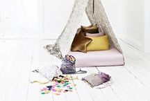 Dans ma chambre... / Lits, bureaux, lampes, mobiles, coussins, tapis, stickers... du joli et du design pour les bébés, enfants et juniors !