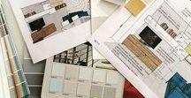 color & pattern / colore pareti, wallpaper, grafiche, decorazione