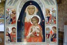 ikony Maryja/ Mary icons