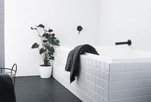Bathroom / Ideer til baderom