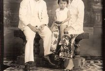 Ch-Indo portraits / Asian History Peranakan Chinese Indonesian Heritage Books Portraits People Art