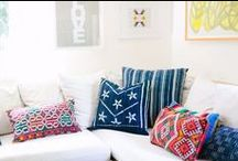 GAIA {pillows}