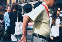 Streetphotography features of Håvard's work