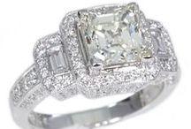 DIAMONDS JEWELLERY / Stones and Jewelry