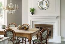Dining Rooms / Dining rooms with inspiring interior design and beautiful decorating ideas. HELLO LOVELY Studio (http://www.hellolovelystudio.com) celebrates all things HOME and has inspiring interior design, DIY, decorating ideas, renovation, art, and architecture--spotlighted and explored by author Michele.