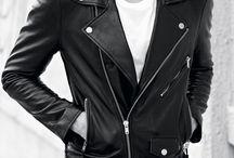 Leather  jackets / #leatherjackets