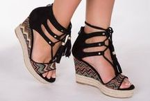 Sandals / Your shoes can make as much as a statement as your outfit, get ready to strut in these Summer Shoes!