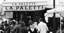 PARIS CAFÉS/BISTROTS/BRASSERİES