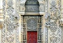 DOORS TEMPLES TURKEY