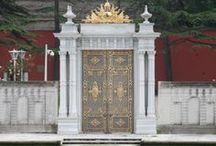 DOORS PALACES ISTANBUL