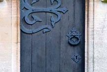 Doors / Beautiful doors curated by Michele of Hello Lovely. http://www.HelloLovelyStudio.com