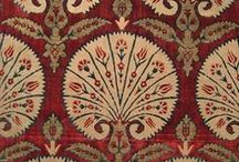 OTTOMAN TURKISH TEXTILE PATTERNS
